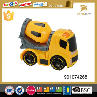 Novelty Design Friction power engineering car toy for wholesale