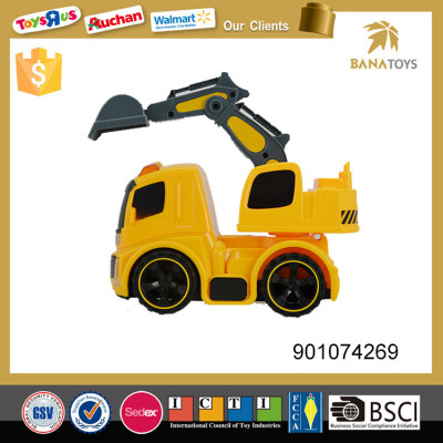 Construction truck kid toy cheap mini excavator