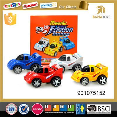 New design 360 degree rotation mini toy car