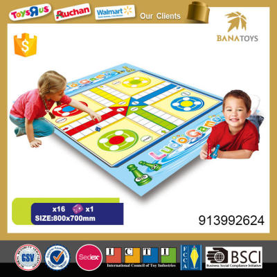 high quality education folding thick foam waterproof baby play mat