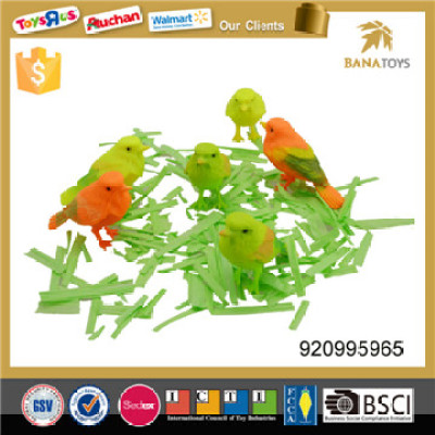 Reality Forest animal muticolor bird sound control toy