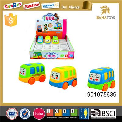 Lovely cartoon friction toys vehicle cartoon car