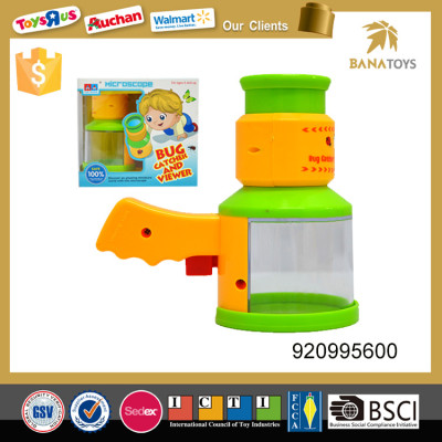 mini biology magnify function insect catcher toy