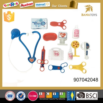 Treatment experience simulation kids doctor play set