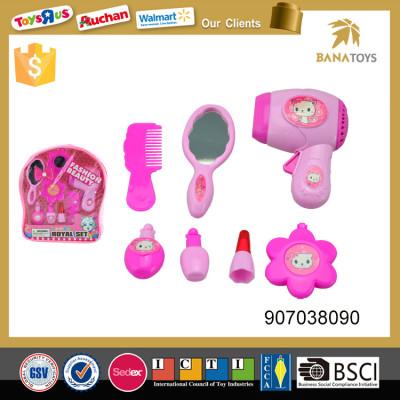 Children beauty play set cosmetic makeup kit