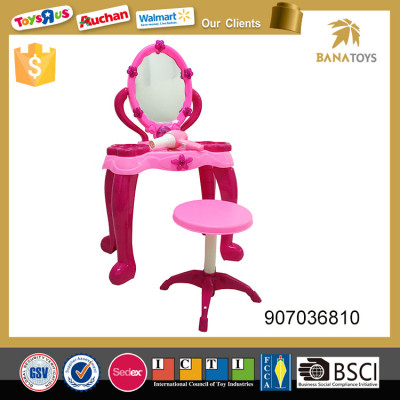 modern toy bedroom dressing table with light and music