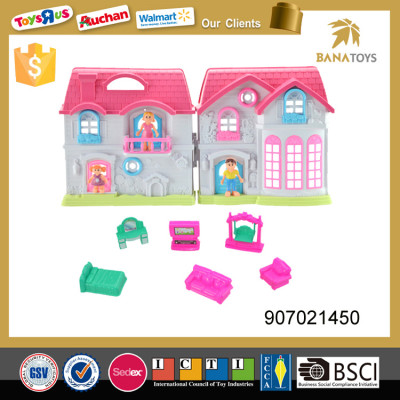 Children play house toy game low price