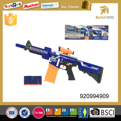 Latest design 20 soft bullets sniper attack gun toy