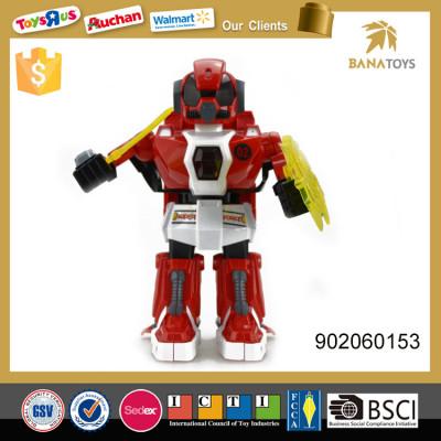 High quality plastic walking toys rc fighting robot
