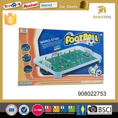 Promotional indoor game equipment mini football field