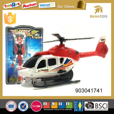 New style wind up aircraft helicopter toys