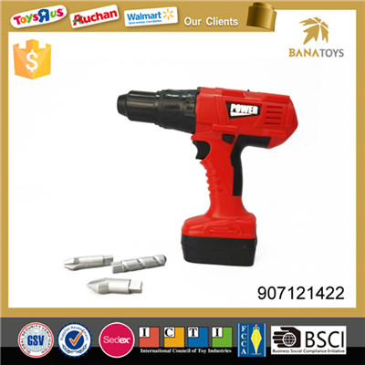 Cool design electric hand driller tool toy