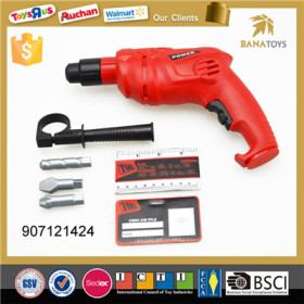 Crazy selling pretend play toys drill tool