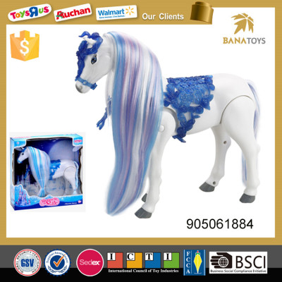 Hot selling electric ride on horse toy
