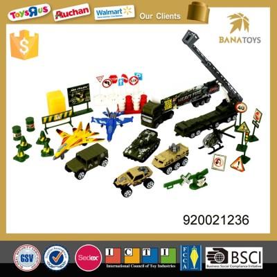 anti-terrorism military exercise playset boy set