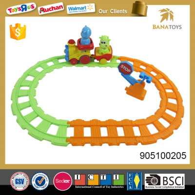 Hot Selling toy railway train children battery operated toy car for children