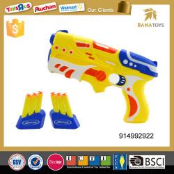 safety headshot soft bullet gun toy for kids
