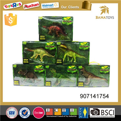 New arival lifelike high simulation dinosaur