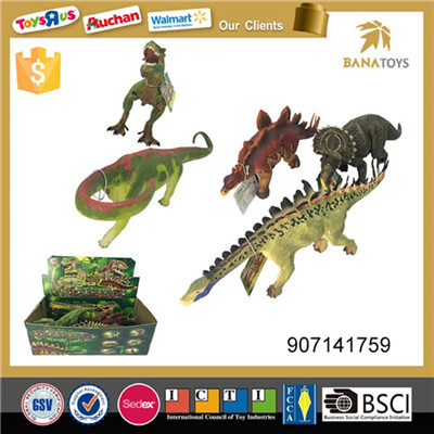 High precision 3d jurassic park dinosaurs for kids