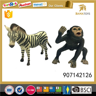 High simulation small 3d toy animal model