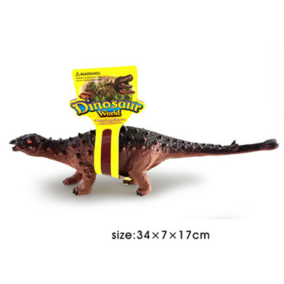 High quality mini 3D dinosaur model