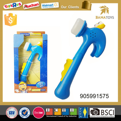 intelligent series toy electric hammer for kids