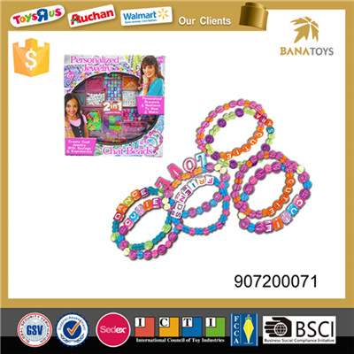 Girls education toy diy jewelry beadwork