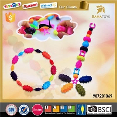 Hot sale diy beads set toy for children