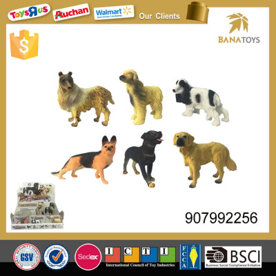 Wholesale retriever figurines dog model for decoration