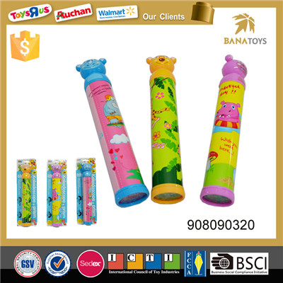 Wholesale educational 2 in 1 animal kaleidoscope