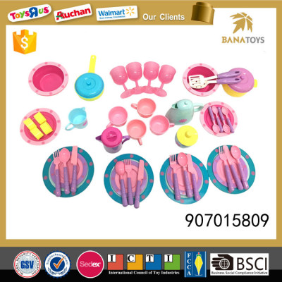 Cute mini kitchen set toy dishware