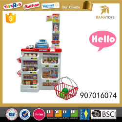 Hot Item Electric toy cash register cashier machine toy