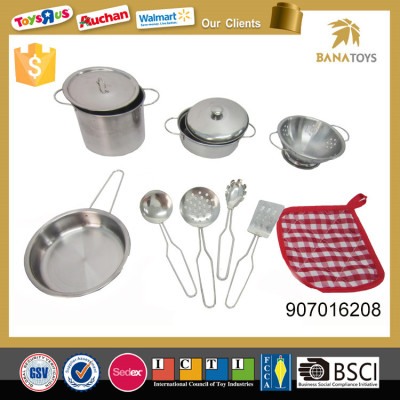 Cheap stainless steel cooking tools kitchen ware set