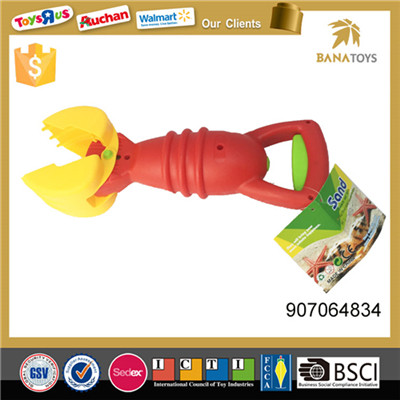 Beach toy robot crab arm