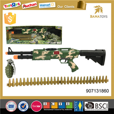 Army equipment military toys play set