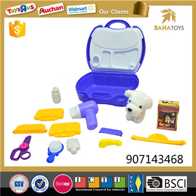 Senior pretend play toy pet store equipment