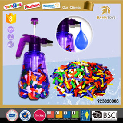 Cheap and fine convenient rubber water bomb balloon