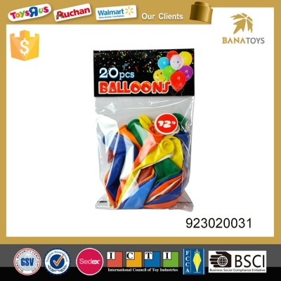 Hot sale promotion Mini kid funny balloon boobs