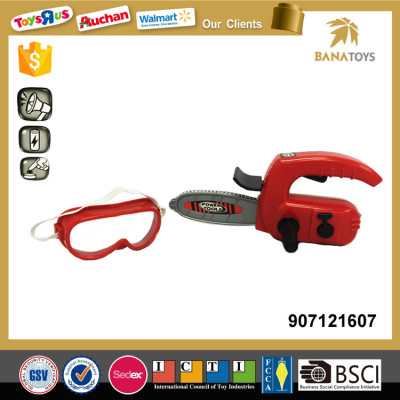 mini chainsaw tool timberjack pretend play toy for kids