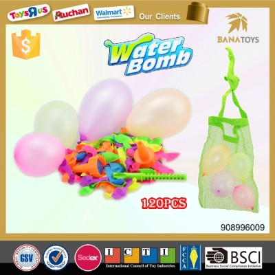 120 pcs promotion Mini promotional water balloon filler