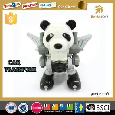 kid multifunction transformer animal rob toy