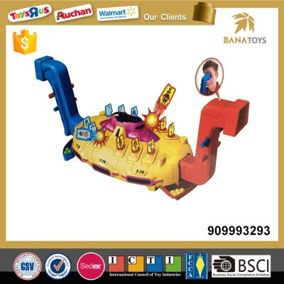 submarine boat shooting cannonry anti-piracy pretend play toy