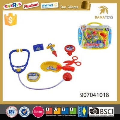 stethoscope with accessories Arzt educational toy
