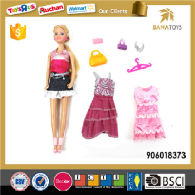 29cm Beauty Barbie Outfit Toy