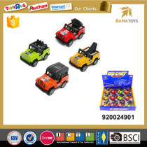 Super Alloy Racers Jeep Toy
