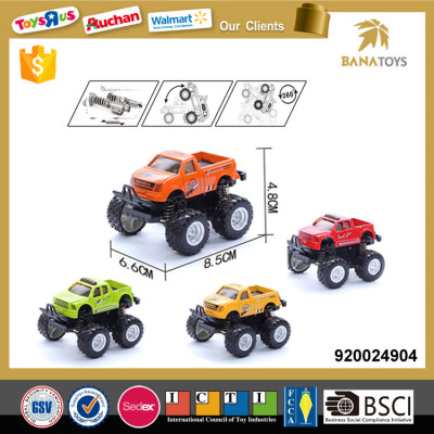 2017 NEW product children toys diecast car models