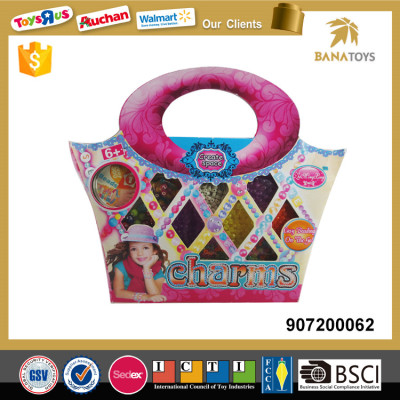 Hot sale 2017 diy bead toy for girls