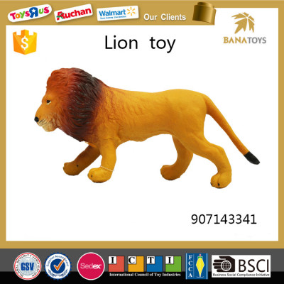 High simulation animal model lion toy