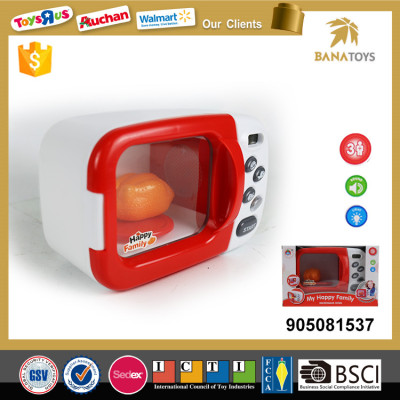 2017 Trending Products Microwave Oven Kitchen Toy