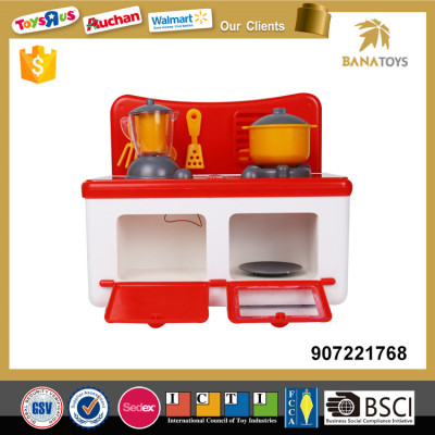 Modern electric furnace kitchen cabinet toy